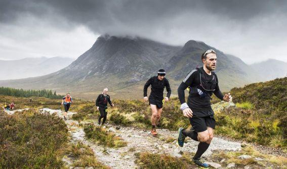 Glencoe Marathon, Scotland.