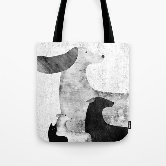Team Tote Bag by Inmyfantasia