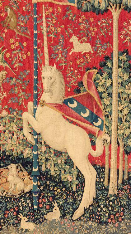 La Dame à la licorne | Musée de Cluny