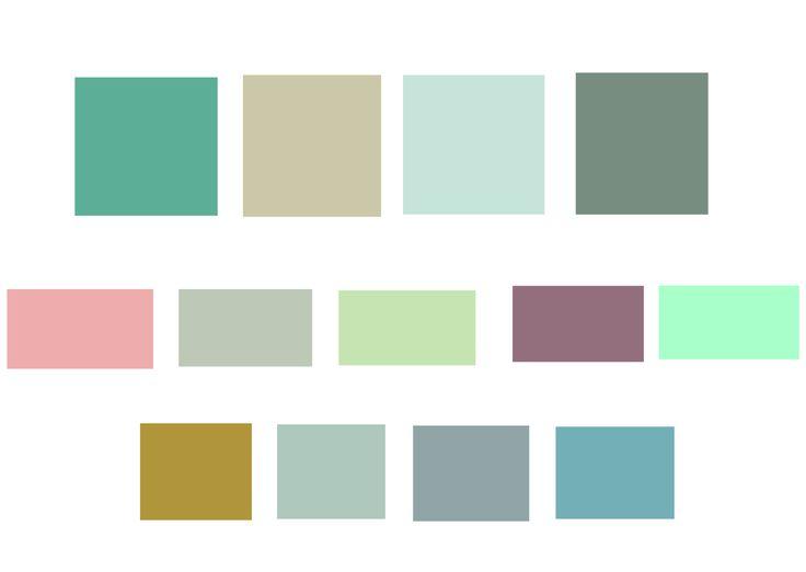 21 best MON NUANCIER images on Pinterest Color palettes, Color