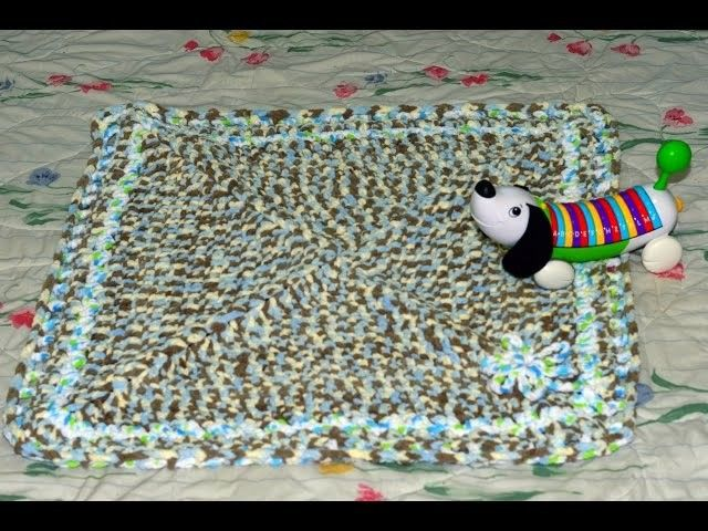 Crochet Stitches In Tamil : ... blanket crochet tutorial Tamil DIY and crafts, Babies and Crochet