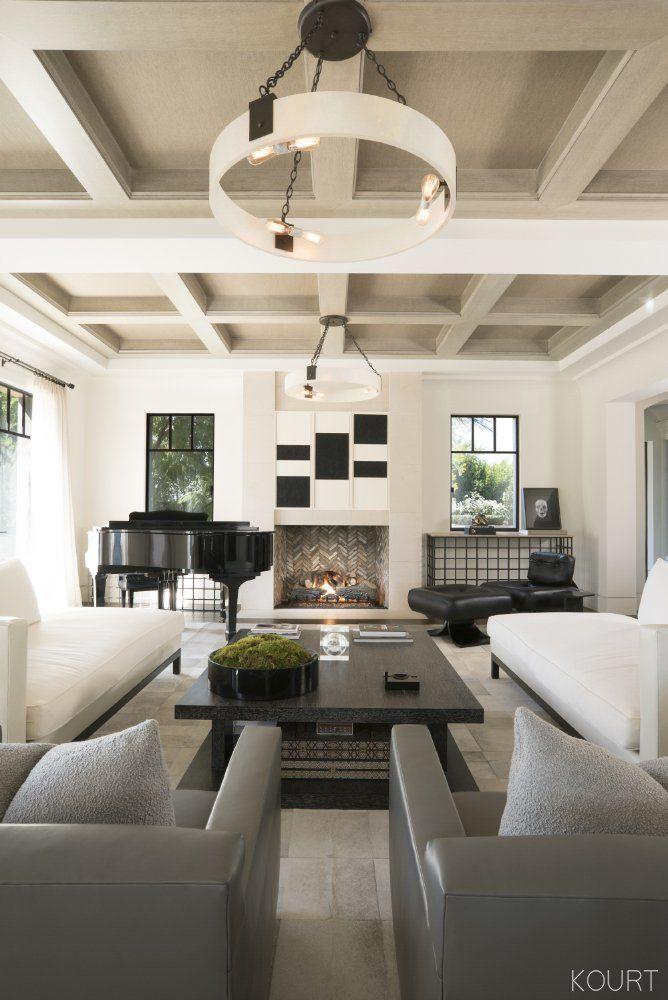 238 best kourtney kardashian house images on pinterest Kourtney kardashian house interior design