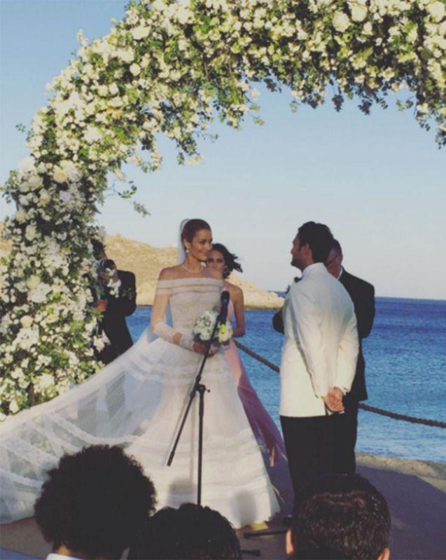 Ana Beatriz Barros Wedding - July 2016