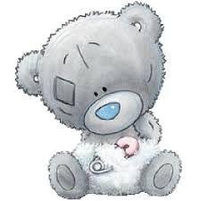 Znalezione obrazy dla zapytania tatty teddy baby boy