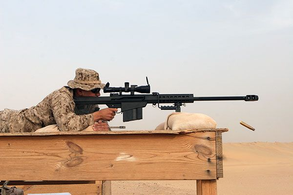 m107 sniper rifle - photo #13