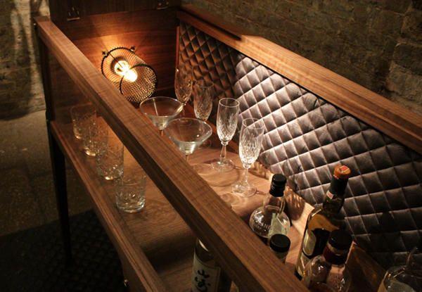The Rockstar élégant bar à Whisky