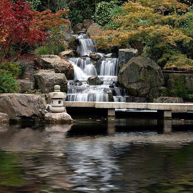 Visitare un giardino giapponese