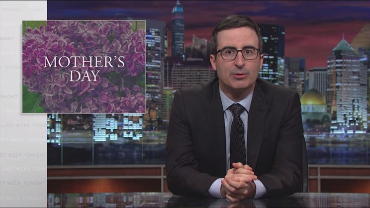 """Here is a funny segment about the hypocrisy of celebrating """"Mother's Day"""" in America."""