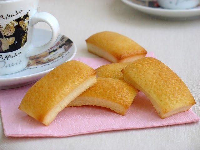 Financiers - Ma Petite Boulangerie