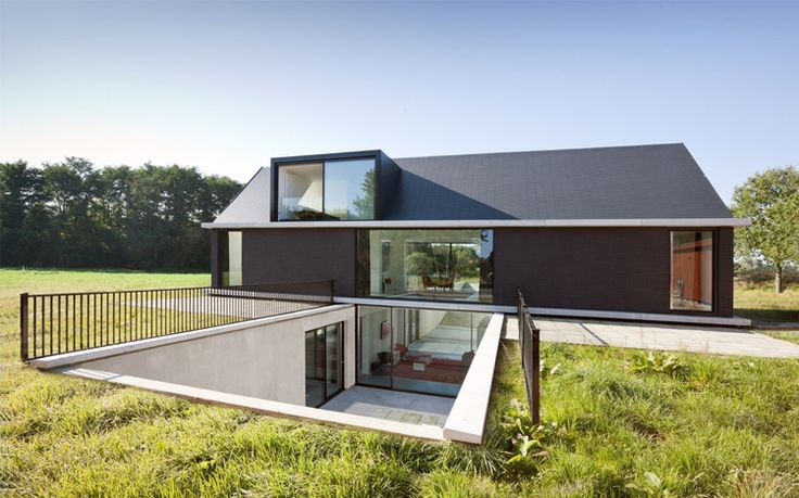 Villa Geldrop, The Netherlands - Hofman Dujardin Architecten
