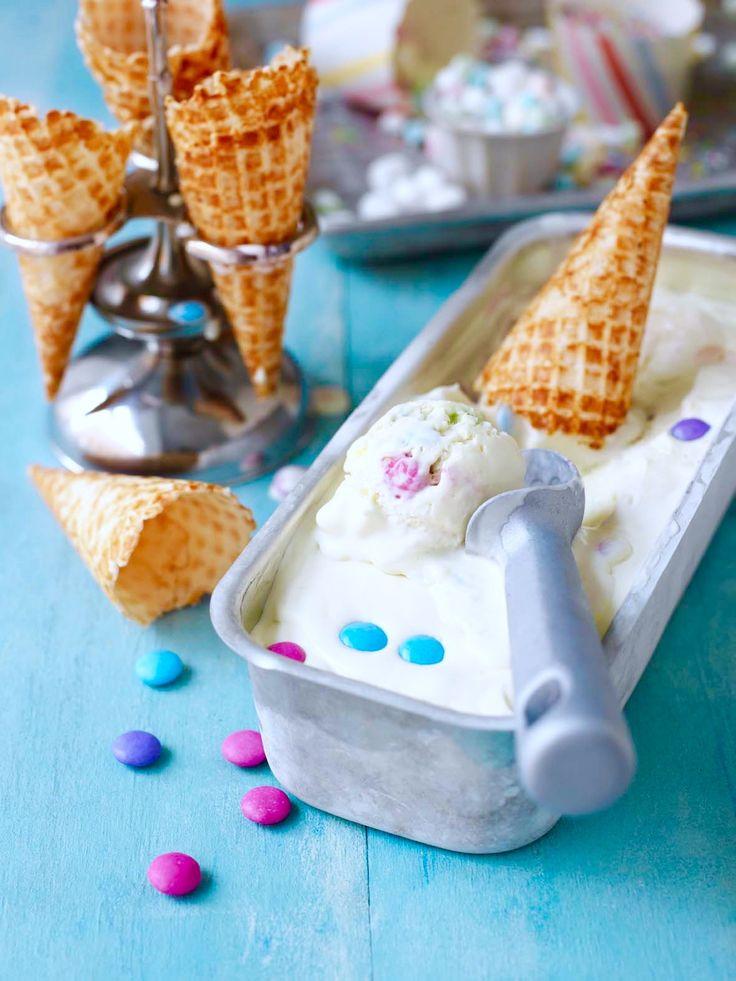 Hemmagjord glass - Jennys Matblogg