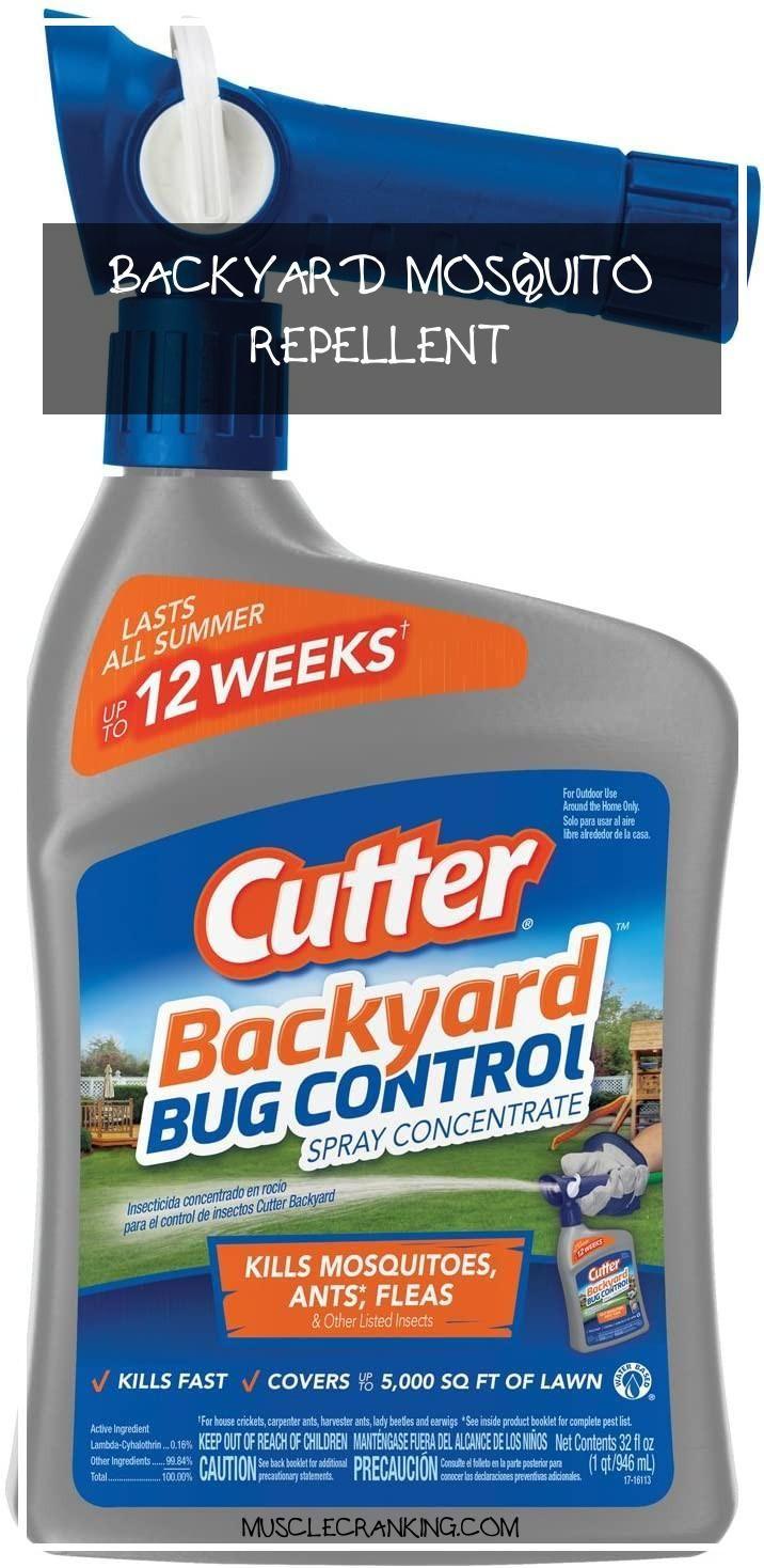 Backyard Mosquito Repellent 2021 Backyard Mosquito
