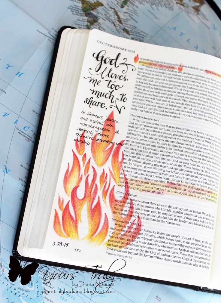 12 Best Images About Bible Journaling Genesis On Pinterest