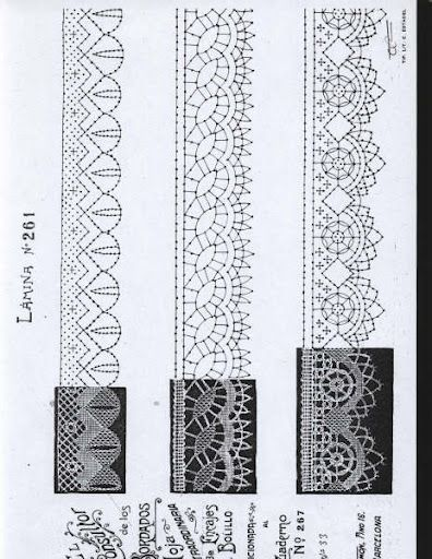 The 25+ best Bobbin lace patterns ideas on Pinterest