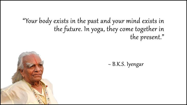 Quotes by B.K.S. Iyengar @ Like Success