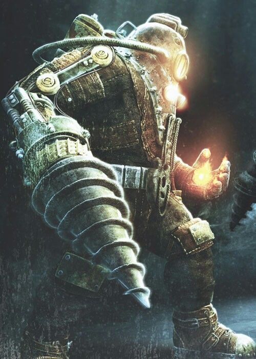Bioshock - Big Daddy
