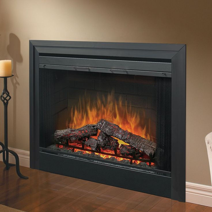 "Dimplex 39"" Deluxe Built-In Electric Fireplace - BF39DXP"