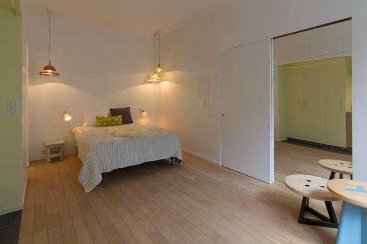1000 id es sur le th me chambre contemporaine sur. Black Bedroom Furniture Sets. Home Design Ideas
