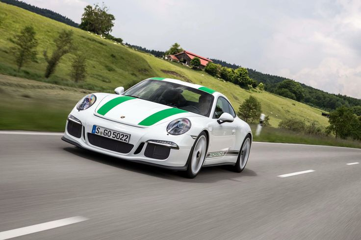 Image for 2016 Porsche 911 R Android Wallpaper