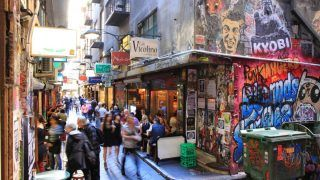 Offbeat shopping: Melbourne has it in the bag