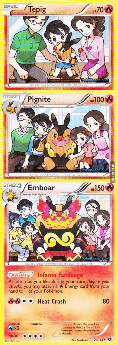 More Pokemon cards should be like this