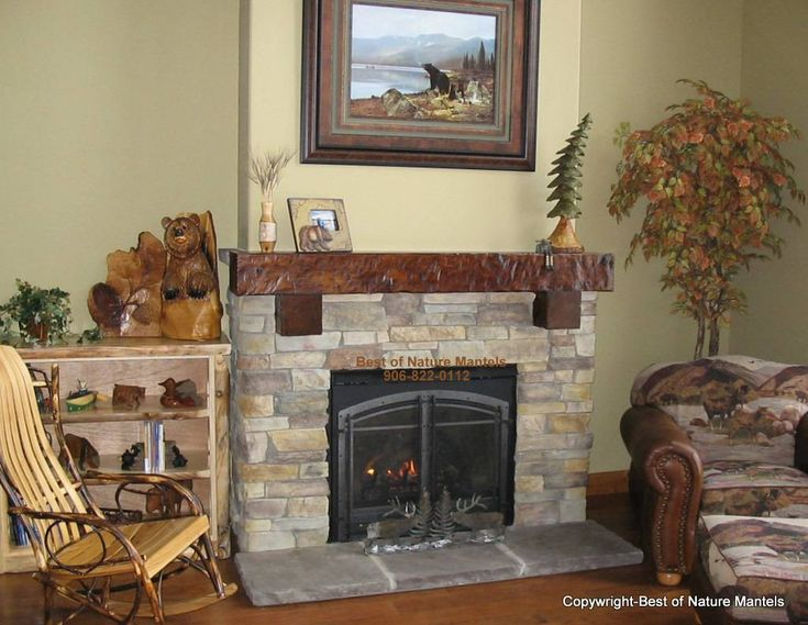 Gas Fireplace Surround Plans Best 25+ Rustic Fireplace Mantels Ideas On Pinterest