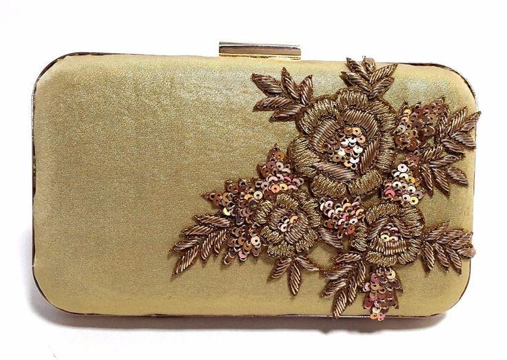 188 best Designer handmade clutches images on Pinterest | Handmade ...