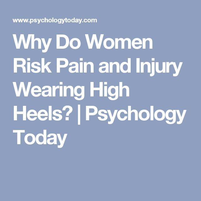 Why Do Women Love Shoes Psychology