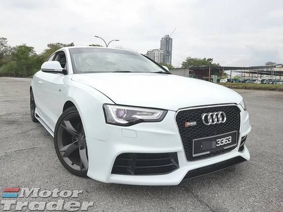 AUDI RS5 3.2 V6 FSI 265HP 330NM | Used Car for sales as advertised on Motor Trader for RM 96,999 in Kuala Lumpur