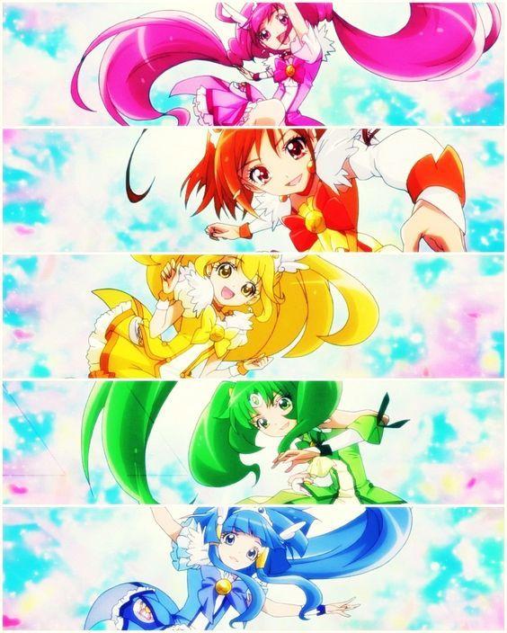 precure on Pinterest | Pretty Cure, Futari Wa Pretty Cure and ...