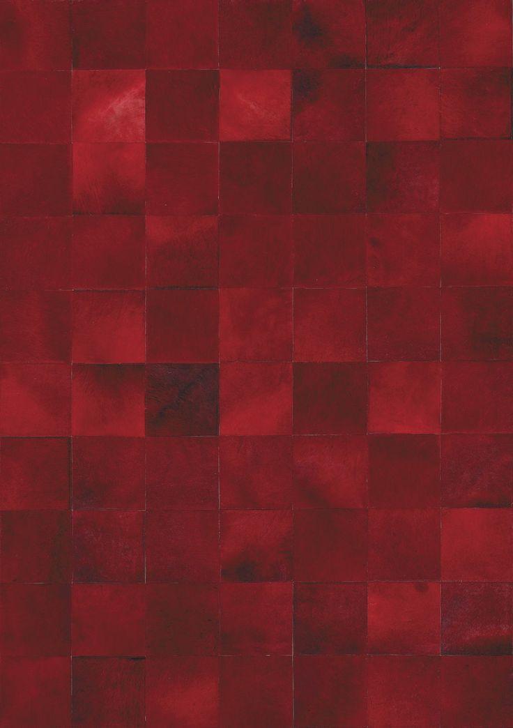 Les 17 meilleures id es de la cat gorie tapis en peau de vache sur pinterest - Tapis contemporain belgique ...