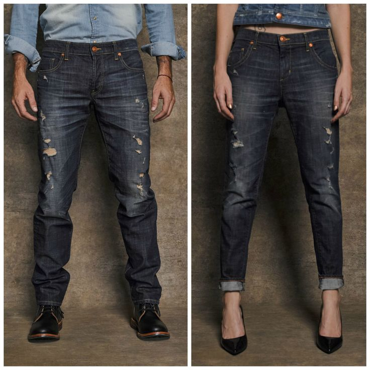 #PickOfTheDay These Jasper and Riley Tapered jeans are for those who want a more relaxed fit. They sit low on waist and have ease throughout from waist to the knee, with a slight taper for a more narrow leg opening.  Get yours here: http://bit.ly/1KqeNv9