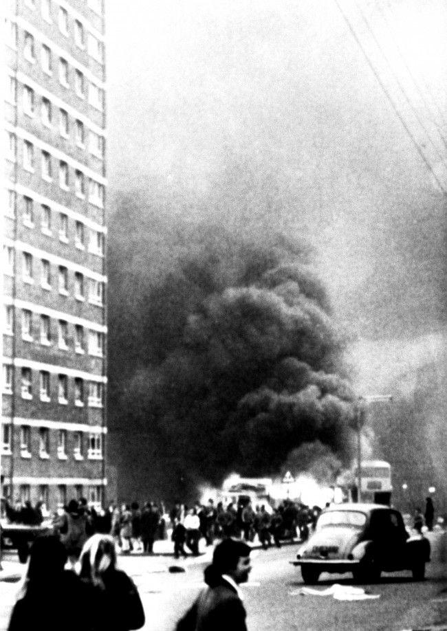 Northern Ireland Troubles 1971: Belfast In 50 Photos