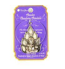 Blue Moon Beads® Metal Ganesha Amulet