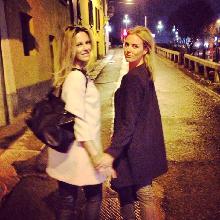 Maria & Caroline Navigli