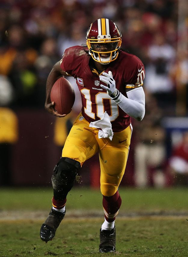 There's a ton to be excited about going into 2013. | 13 Things Every Washington Redskins Fan Is Thinking Right Now