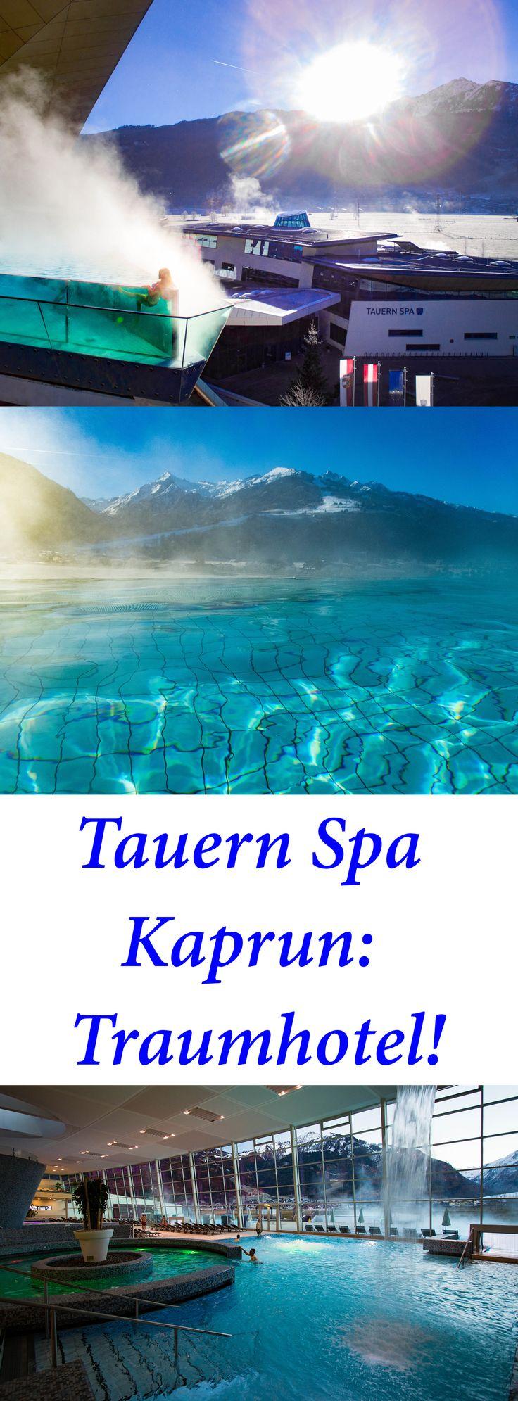 Lustiger Artikel über die deutsche Saunakultur + Bilder vom besten Spa Österreichs, Tauern Spa Hotel Zell am See/Kaprun! Himmlischer Pool in den österreichischen Alpen.