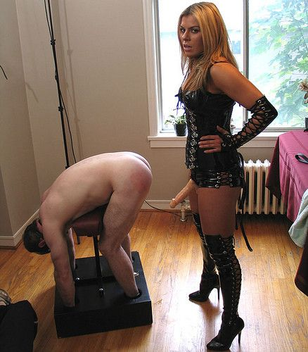 Mistress Fuck Her Concomitant Boy By S...