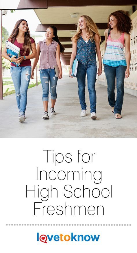tips for ninth graders