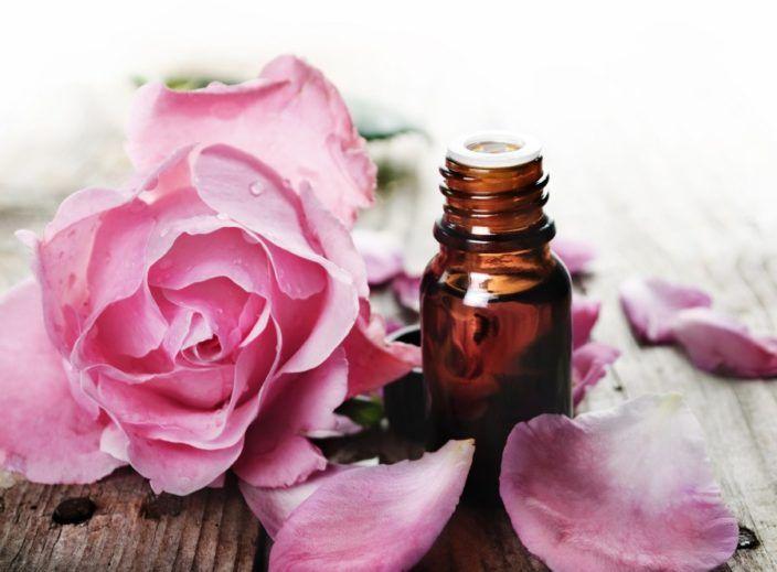 Curing uterine fibroids naturally | Rose otto essential oil ...