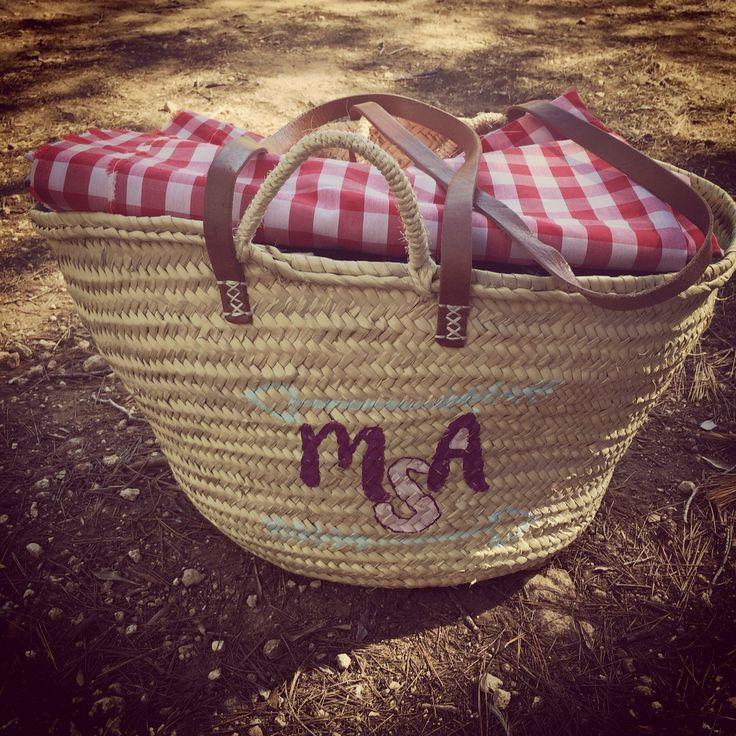 Nuestra cesta de picnic