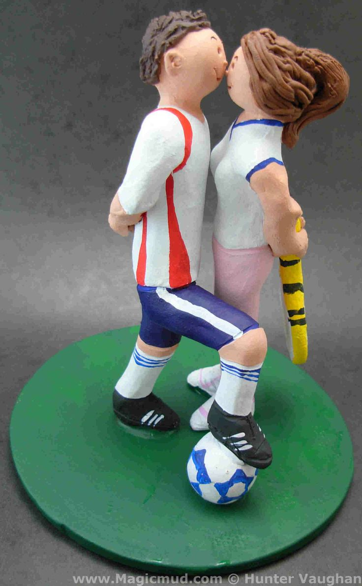 soccer player wedding cake toppers 17 best images about soccer wedding cake toppers on 20273
