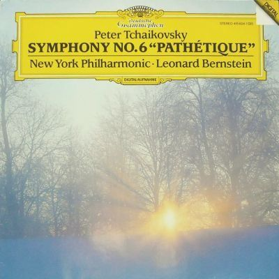 Music is the Best: Bernstein conducts Tchaikovsky's Pathétique