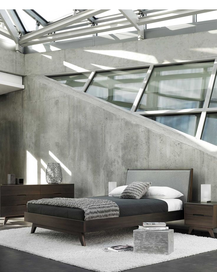 Dalia Bedroom Collection by Mobican, made in Quebec