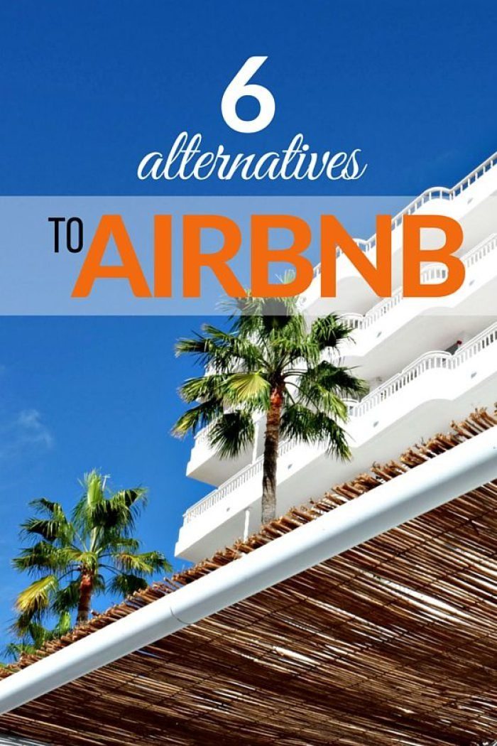 6 Airbnb Alternatives You Could Be Using Instead