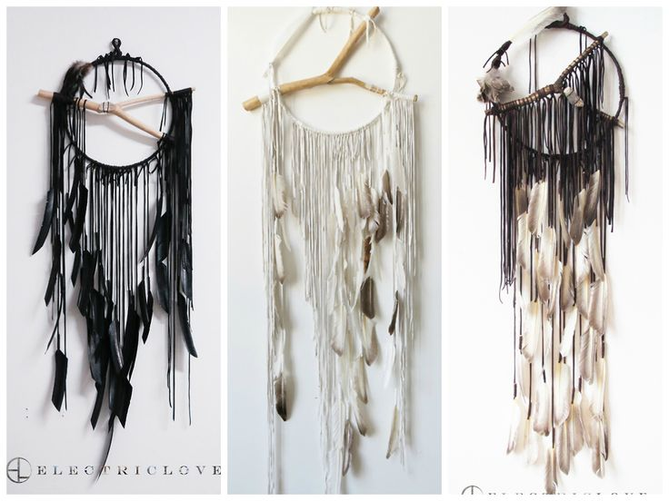 DIY Dream Catcher // The Twisted Horn