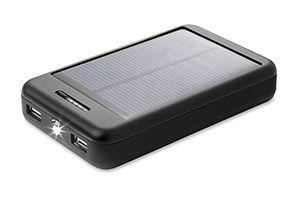 Cargador solar de 11000 mAh POWERSUN