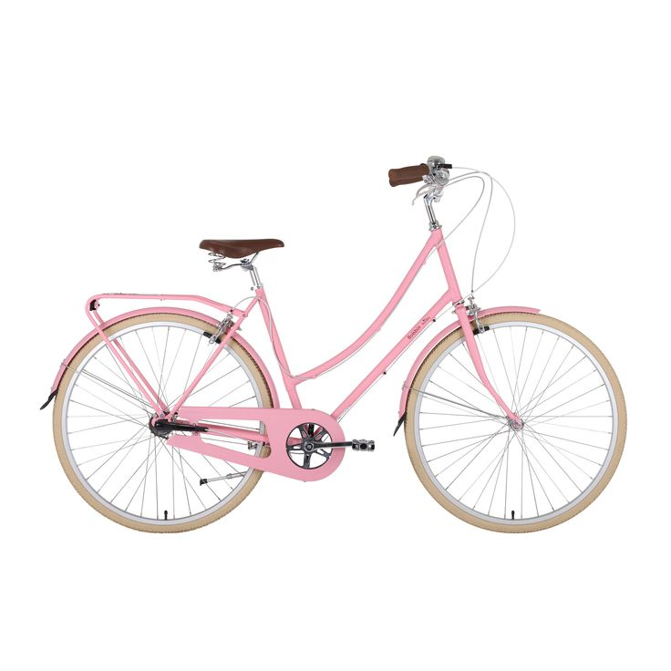 Superbe Wiggle.com | Bobbin Birdie Pink Ribbon | Hybrid / City Bikes