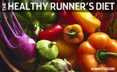 Healthy Runner's Diet Image