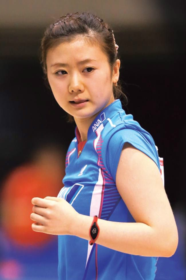 Japanese Table Tennis Player Aifukuhara Retires Japan Tabletennis Tennis Players Table Tennis Player Table Tennis